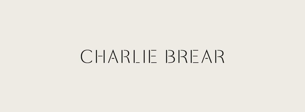 Designer Logo Charlie Brear